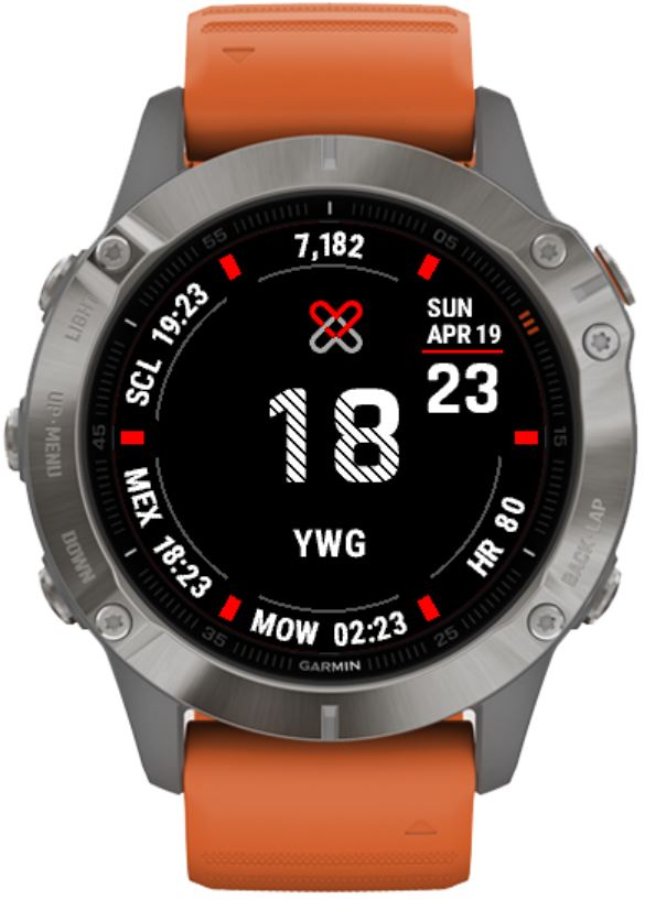 Branded Watchface